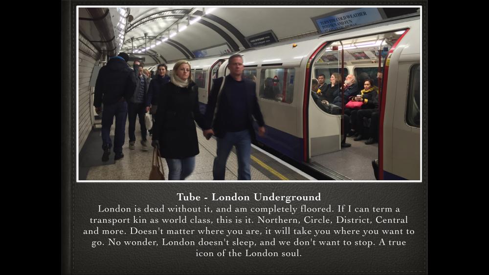 London Diaries (5/6)